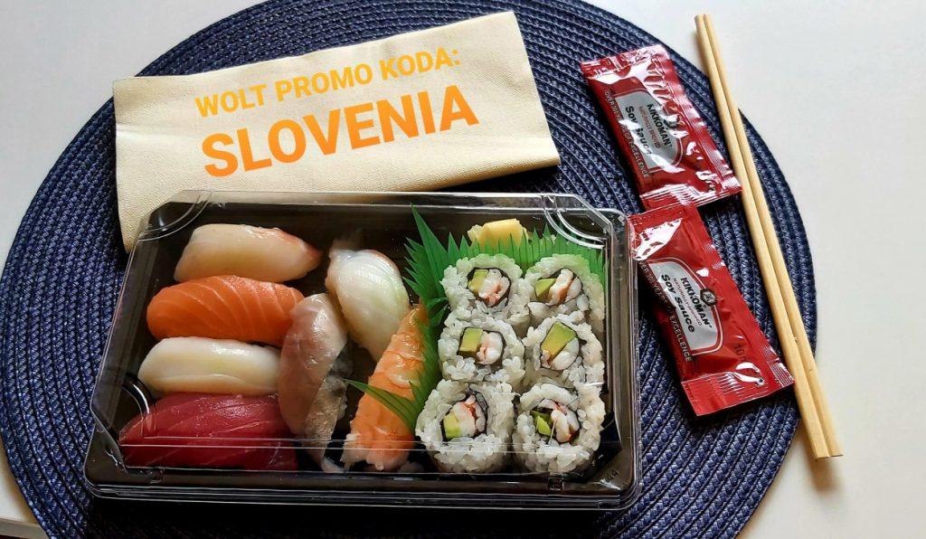 Wolt promo koda Slovenia