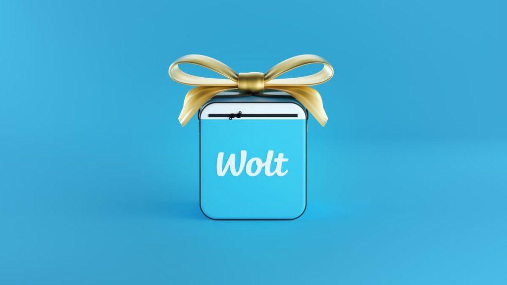 Wolt promo koda za darila