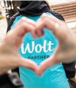 Wolt promotion